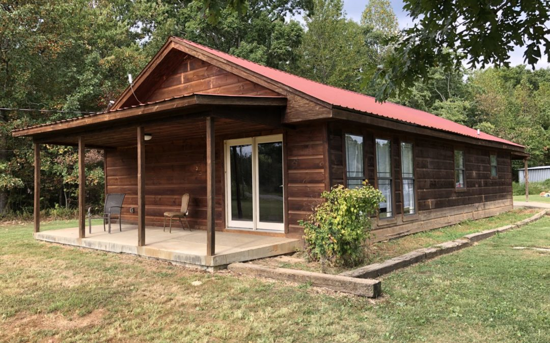 Absolute Online Auction-Rustic Cabin and SW Mobile Home-457 Frogtown RD