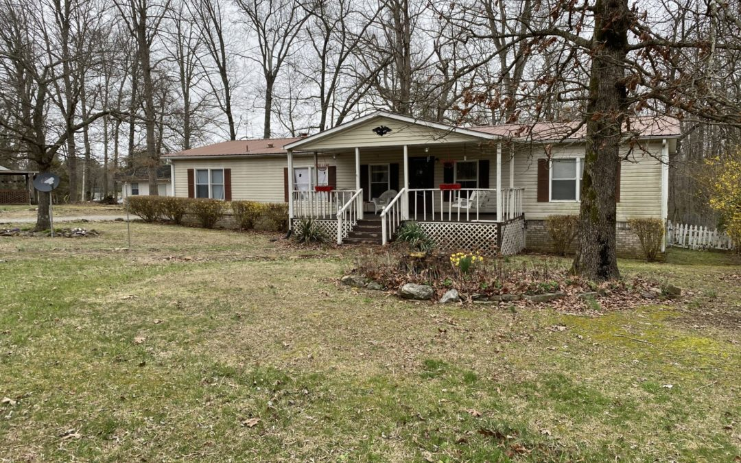 Double Wide Home & Lot