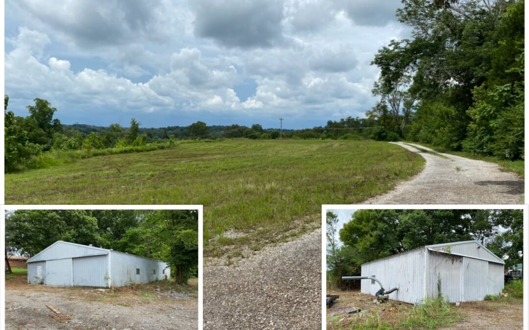 Metal Buildings & 6.60+- Acres, Shop and Woodworking Tools