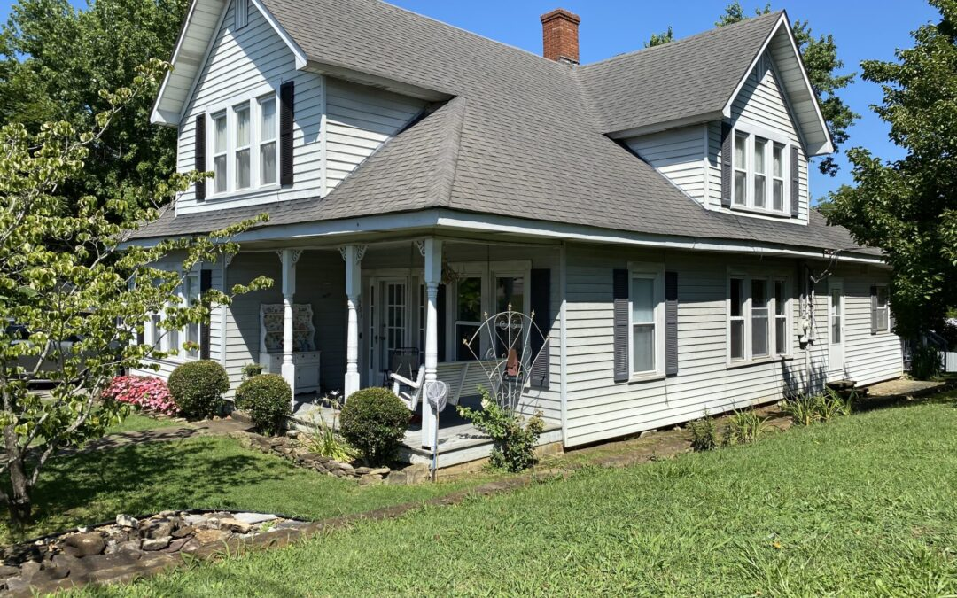 Historic Home & Nice Lot, 2 Detached Garages Zoned C-3
