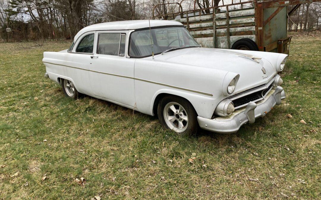 Vintage Automobiles, Tractors, Trucks, Tools, Personal Property