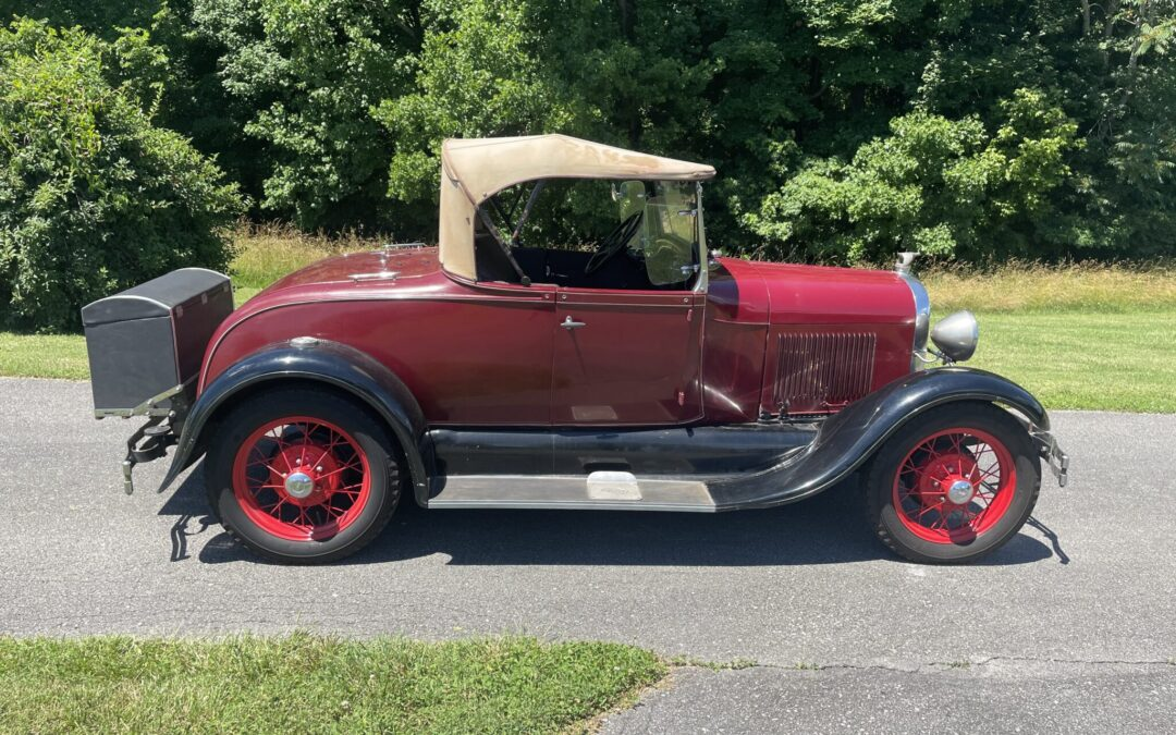 FORD MODEL A • ANTIQUES • TOOLS • TOYS • GLASSWARE • COINS • VINTAGE ITEMS • ANTIQUE SLOT MACHINE • PERSONAL PROPERTY