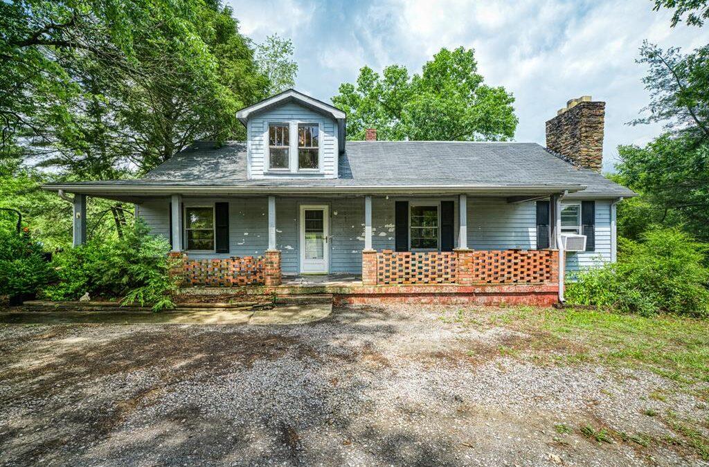 Home & 3.00+-Acres • Pond • Basement